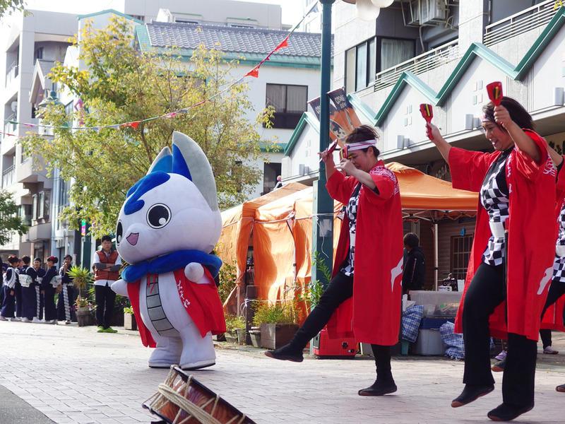 アクティブ大曽根 20周年記念 鳴子踊り祭り