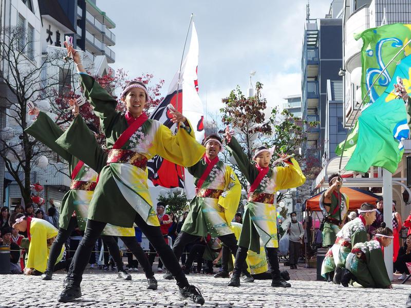 北誠の風 アクティブ大曽根20周年記念祭り